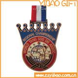 Médaillon en forme de la cime personnalisé pour Souvenir (YB-MD-69)