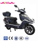 Motorino elettrico interurbano di funzione E del motorino con la grande casella posteriore