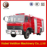 6m3 eau Mousse Fire Truck Fighting