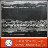 Silver Dragon losa mosaico de mármol (DES-MT013)