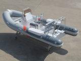 La Chine Aqualand 15feet 5, canot automobile de côte de 4m/délivrance gonflable rigide de /Sports de bateau de pêche (rib540A)