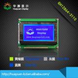 """3.2 """" LCMの青いバックライト128X64 LCDの表示のモジュール"""