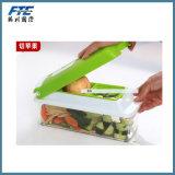 Vegetable отрезок Slicer плодоовощ 12PCS