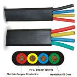 1.5mm2 Kabel de met duikvermogen van de Pomp voor Ononderbroken Gebruik binnen diep goed