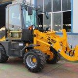 Carregador da roda do motor hidráulico novo da carga Zl06 mini com Ce para a venda