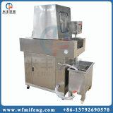 Machine d'injection de saumure de chair de poissons