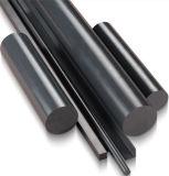 Круглая штанга PVC пластмассы