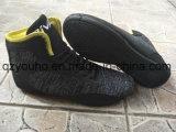 Premières chaussures de lutte faites sur commande flexibles élevées de la France Flyknit 36-46