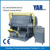 Serie de alta calidad Ml Die Cutting & Creasing máquina con Ce
