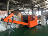 Rags Cutting Machine / Electric Waste Old Cloth Cutter