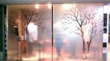 Gestempelschnittene Compny Fenster-Glas-Zeichen/Firmenzeichen bereifter Aufkleber mit Zoll