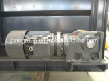 Alta máquina eficiente de la separación con el disco ajustable del tamiz