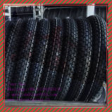 6pr Nylon Motorcycle Tire avec 300-18 275-18