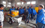 Jh Brand N9 Auto Morter Plastering Machine para Wall