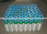 Cilindro de gás de O2 portátil com pegas