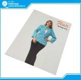 Vestuário de mulheres UM4 impressão de catálogos