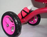 Alta qualidade Kids Tricycle Pram Bebê Crianças Trike Bike com Ce