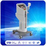Haute intensité axée sur l'échographie Hifu Machine Hifu Face Lift