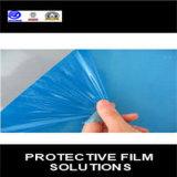 Película protetora plástica de vidro de indicador do PE