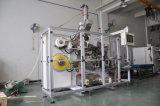 Automatische doppelte Raum-Teebeutel-Verpackungsmaschine 7200bags pro Stunden