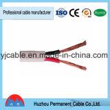 BVVB Rvvb H05vvh2-F 유연한 PVC 케이블, 전기 공급자