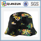 Sombrero reversible impreso colorido del compartimiento