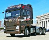 460HP de Vrachtwagen van de tractor, de Vrachtwagen van het Paard van het Slepen, JH6 het Hoofd van de Aanhangwagen FAW