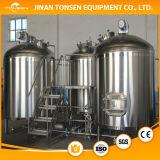 中国のビール醸造所のプラントからの10bblビール醸造装置
