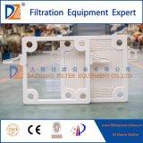 高温ガラス繊維によって補強されるポリプロピレンフィルター版
