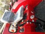 130HP Tractor 6 van het landbouwbedrijf Cilinder met Grote Dieselmotor
