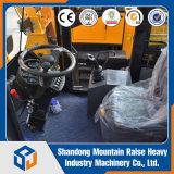 중국 제조자는 1.5 톤 판매를 위한 소형 바퀴 로더를 분명히 말했다