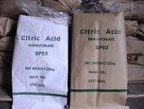Aditivo alimentar ácido cítrico monoidratado/anidra