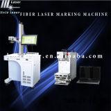 Machine à grande vitesse d'inscription de laser de fibre