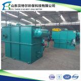 Equipo de tratamiento de aguas residuales oleosas Unidad Daf de flotación de aire disuelto