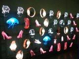 Visualizzazione dell'ologramma/ventilatore ologramma dell'ologramma Fan/3D