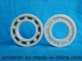 Rolamentos de esferas angulares cerâmicos do contato do Zirconia com resistência de Goodcorrosion