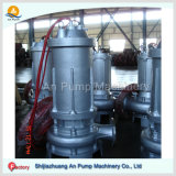 Pompa centrifuga sommergibile di trattamento di acque luride dell'acqua di scarico con il motore sommergibile