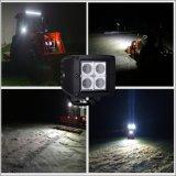 램프 Offroad 10-60V를 모는 12W LED 표시등 막대 SUV 배