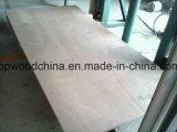 Madera contrachapada 100%/maderas contrachapadas marinas de Okoume con la madera contrachapada de Okoume/9m m Okoume