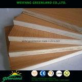 Envieonmental Grade Embossed Finish Laminado de madera contrachapada para muebles