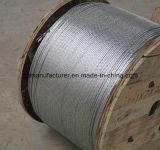 filo galvanizzato 1X19 del filo di acciaio