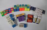 Eraser Papierhülle Verpackungsmaschine mit Cellophane Überverpackung Maschinen-Produktionslinie