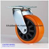 Qualität PU Caster Wheel für Trolley Wheel