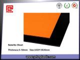 Bakelite arancione Laminated Sheet per la TIC Jigs