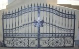 Iron feito Gate para Home Decoration