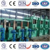 Linea di produzione saldata tubo galvanizzata acciaio del tubo della macchina di alta efficienza