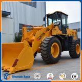 Cargador de la rueda grande de la producción 2500kg de China para la construcción