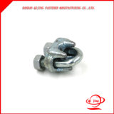Acero inoxidable DIN741 Cable Clip para cable