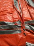 Poly bâche de protection lourde, couverture de bâche de protection de PE