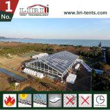 De waterdichte Grote Duidelijke Tent van de Gebeurtenis van de Spanwijdte met de Deur van het Glas en Venster voor de Capaciteit van 1000 Mensen